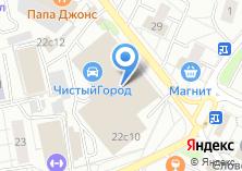 Компания «ТОРГСВЕТМОНТАЖ» на карте
