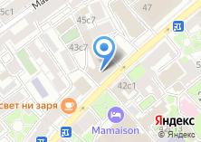 Компания «ДенталГуру» на карте