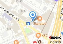 Компания «АКБ ТУСАР» на карте