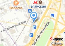 Компания «Russfront» на карте