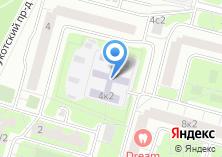 Компания «Детский сад №1591» на карте