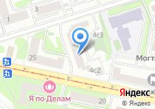 Компания «АРСУ» на карте
