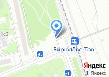 Компания «Касса по продаже авиа и железнодорожных билетов на Булатниковском проезде» на карте