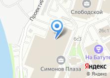 Компания «Imperia-Stroi» на карте