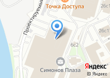 Компания «АудиоВидеоСистемы» на карте