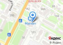 Компания «Мебель в Пролетарском» на карте