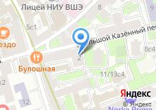 Компания «Яковлев и Партнеры» на карте