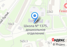 Компания «Детский сад №1177» на карте