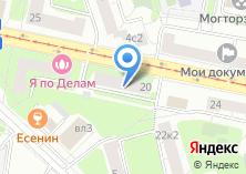 Компания «Колорит-Меха» на карте