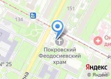 Компания «Покровский храм» на карте