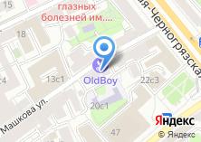 Компания «СовИнвест-Логистик» на карте