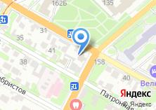 Компания «Восток-Сервис-Тула» на карте