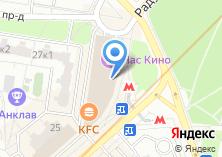 Компания «MakiMaki» на карте