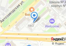 Компания «СР-Тур» на карте
