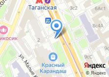 Компания «Цветочный магазин на Больших Каменщиках» на карте