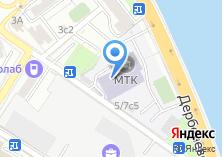Компания «Мос авто выкуп» на карте