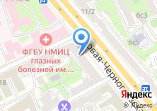 Компания «Агентство кадровых решений ЕДИНСТВО-ПЕРСОНАЛ» на карте
