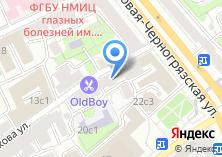 Компания «Москва 2000» на карте