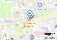 Компания «Фриш» на карте