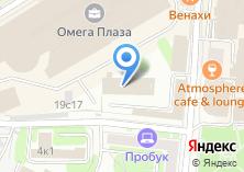 Компания «Orange Data» на карте