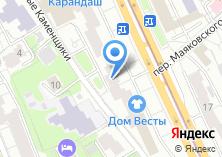 Компания «Дольче Вита - элитный мебельный салон в Москве» на карте