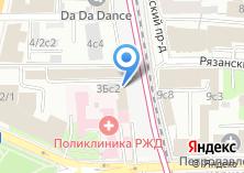 Компания «Красноворотский» на карте