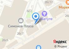 Компания «Родионовский» на карте