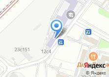 Компания «Вента Регион» на карте