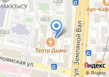 Компания «Globsat» на карте