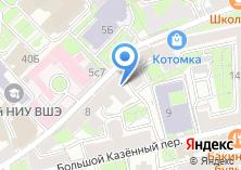 Компания «Hairbeauty.ru» на карте