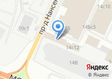 Компания «ЯРТЕК» на карте