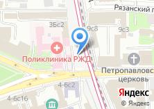 Компания «Zоовосторг» на карте