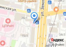 Компания «Медицинский женский центр» на карте