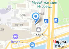 Компания «Алькасар» на карте