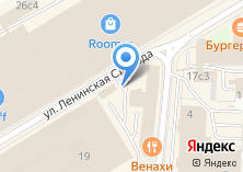 Компания «Риолис» на карте