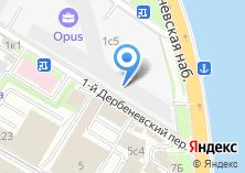 Компания «МИАРАН» на карте