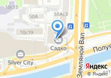 Компания «Приятного аппетита» на карте