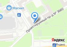 Компания «Unistframe» на карте