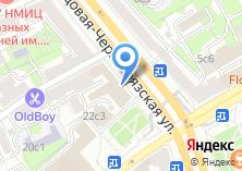 Компания «РФИ банк» на карте