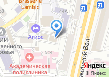 Компания «FAST RENT a car» на карте