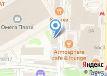 Компания «Эней» на карте