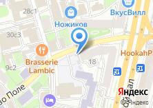 Компания «Часовня Казанской иконы Божией Матери на Воронцовом поле» на карте