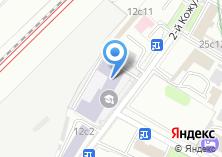 Компания «Московский университет им. С.Ю. Витте» на карте