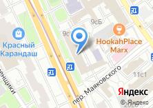Компания «Мосхимфармпрепараты им. Н.А. Семашко» на карте
