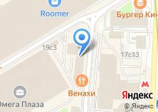 Компания «Meb-Online.Ru» на карте