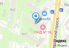 Компания «Fly» на карте