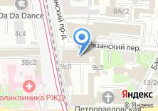 Компания «Юрконсул-URC Group» на карте