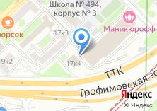 Компания «Московский центр компьютерных технологий для инвалидов» на карте