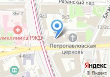 Компания «Аудит Проф Гарант» на карте