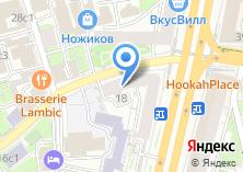 Компания «Trendsetter» на карте